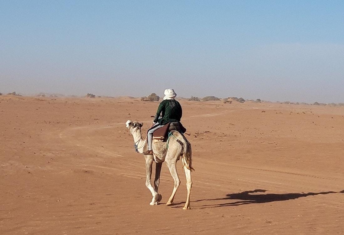Sahara trekking Morocco