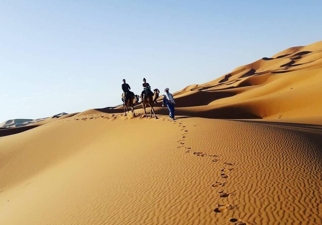 Morocco Sahara desert trip