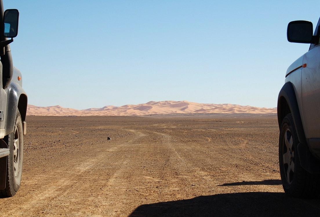 Morocco Sahara desert excursion